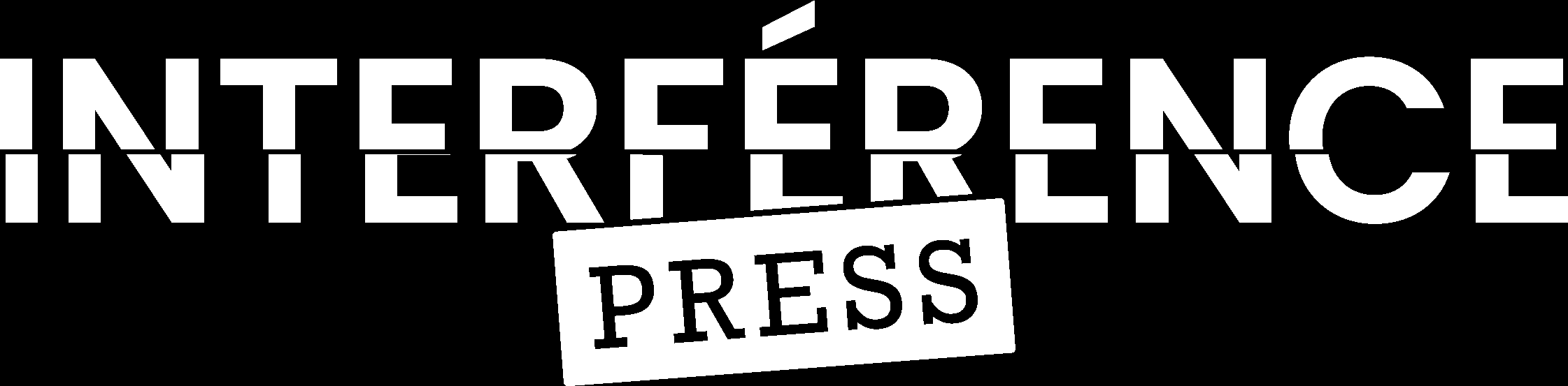 INTERFÉRENCE PRESS